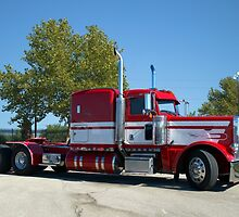 Peterbilt Semi Tractor by TeeMack