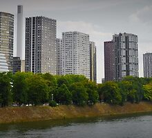 Paris, High Rise, Grenelle by Andrew Reid Wildman