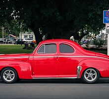 Cherry coupe by Mike Warman