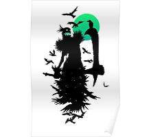 Fiddlesticks Crows Poster