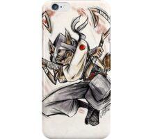 Rioichi Cooper iPhone Case/Skin
