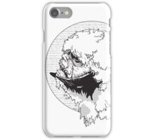 The Beast from The Ice Planet iPhone Case/Skin
