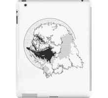 The Beast from The Ice Planet iPad Case/Skin