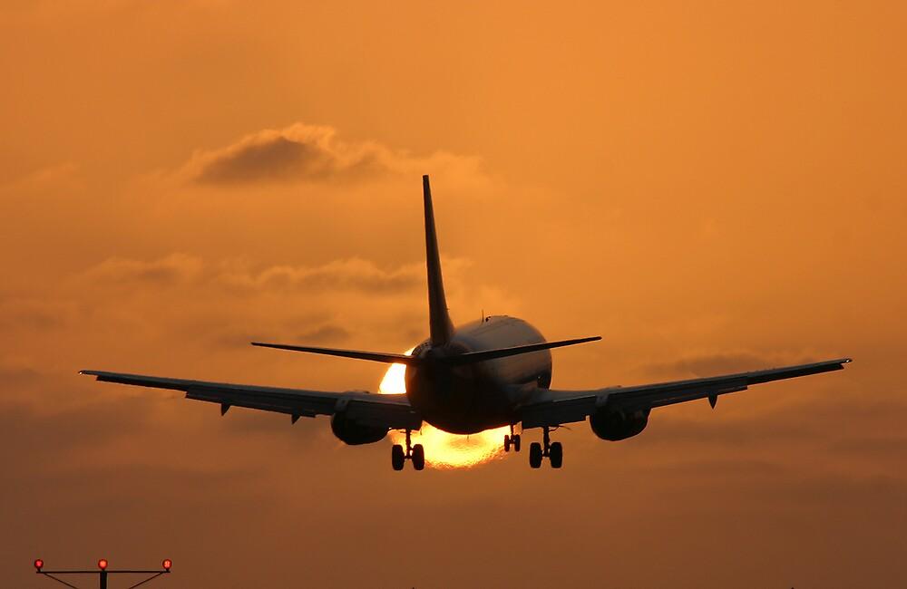 Southwest 737 - LAX by Jeremy Davis