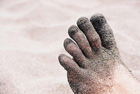 Sandy Foot by Allison Lane