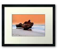 Pinacle Framed Print