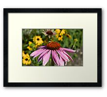 A Cool, Clear Fall Day   ^ Framed Print
