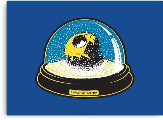 Space souvenir by yanmos