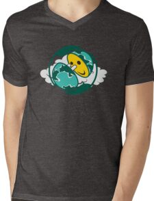 Happy Hour *earth hour project Mens V-Neck T-Shirt