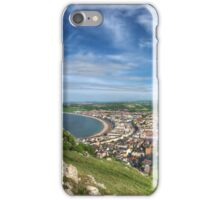 Great Orme View iPhone Case/Skin