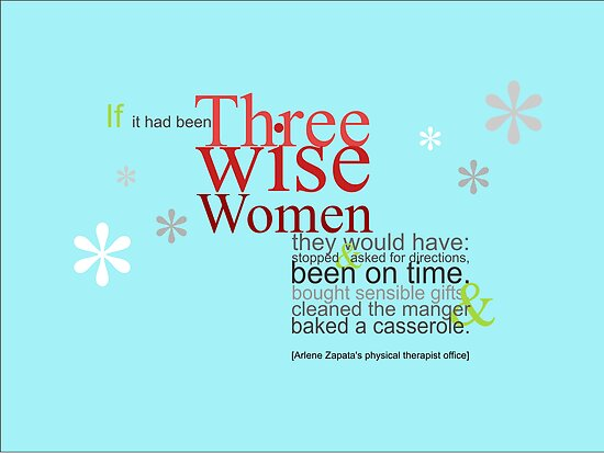 Three Wise Women by jegustavsen