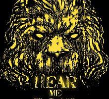 Hear me Roar by Fuacka