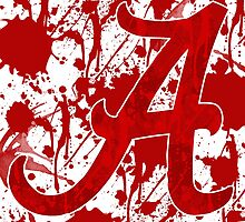 Roll Tide! by Lindsey Reese