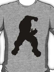Hulk silhouette T-Shirt