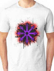 Choas symbol 1 Unisex T-Shirt