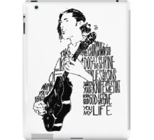 Take Me to Church iPad Case/Skin