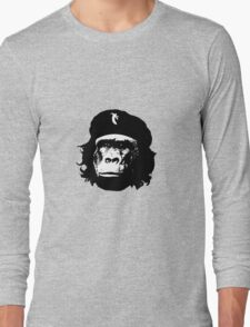 Che Gorilla Long Sleeve T-Shirt