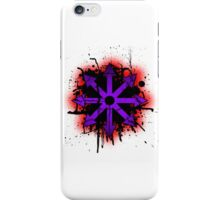 Choas symbol 1 iPhone Case/Skin