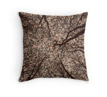 Root or Branch v 14 : Photography by Alys Griffiths. Throw Pillow