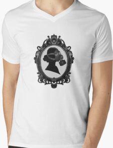 ornament and crime Mens V-Neck T-Shirt