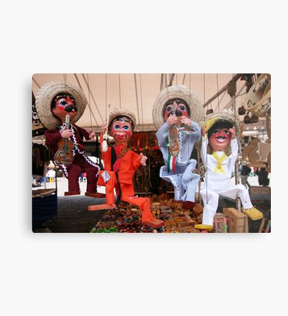 You muppets! Metal Print