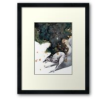 Night Runner Framed Print