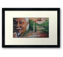 """Sapa"" Illustration Florianne Vuillamy Framed Print"