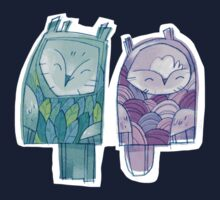 Owls Kids Tee