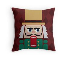 The Nutcrackers Throw Pillow