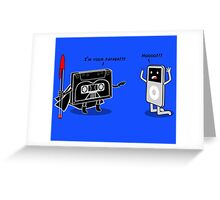 I´m your father!!! Greeting Card