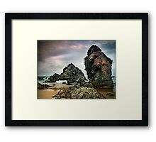 Sea Giants Framed Print