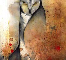 Owl by RubisFirenos