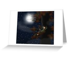 Hiccup - October Greeting Card