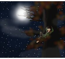 Hiccup - October Photographic Print