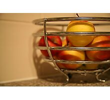 Apples : Photography by Alys Griffiths Photographic Print
