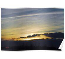 Prescott County Winter Sunrise Poster