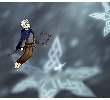 Jack Frost- December Photographic Print
