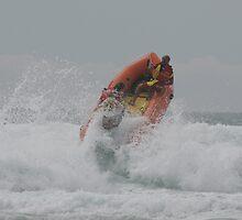 Life Boat by Mark Baldwyn