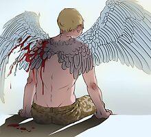 The Guardian Angel by KrisKenshin