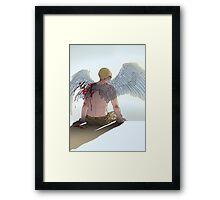 The Guardian Angel Framed Print