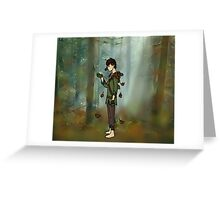 Hiccup - September Greeting Card