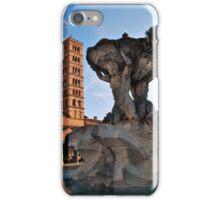 Fontana dei Tritoni iPhone Case/Skin