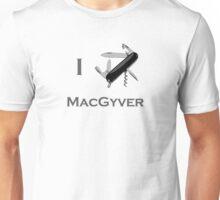 Macgyver 2 Unisex T-Shirt