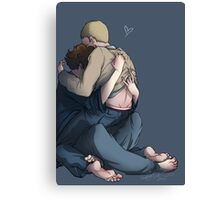 Mine Canvas Print