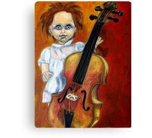 My Doll Canvas Print