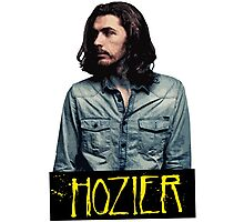 Hozier Photographic Print