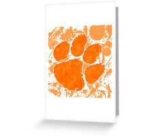 Go Tigers! Greeting Card