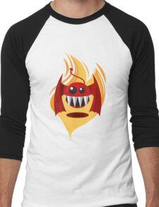 Le Diablotin Men's Baseball ¾ T-Shirt