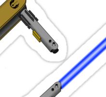 light-swiss-knife-blue-3 Sticker