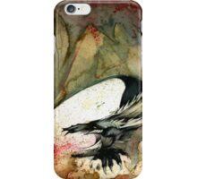 Black Dragon iPhone Case/Skin